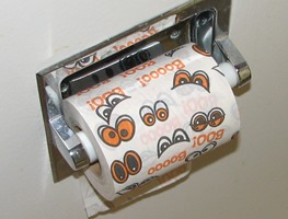 ToiletPaper Boo WrongWay