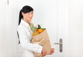 фрукты и овощи в дом